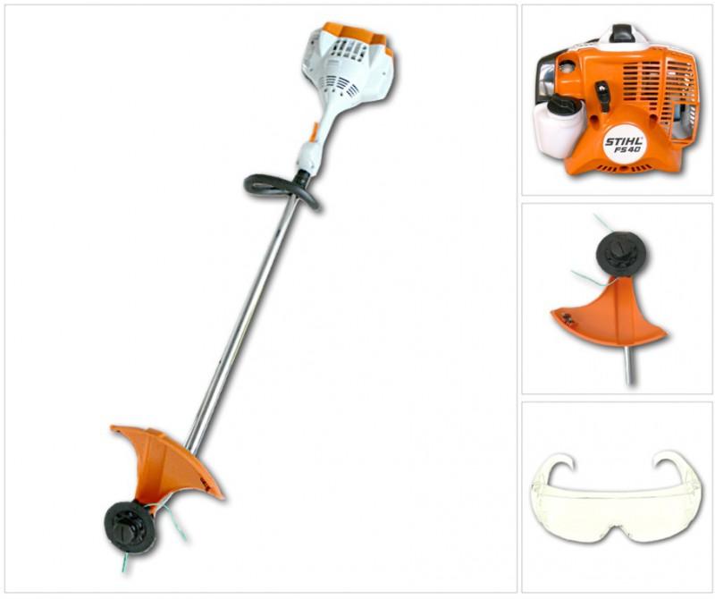 stihl fs 40 41440112309 motorsense rasentrimmer schutzbrielle ebay. Black Bedroom Furniture Sets. Home Design Ideas