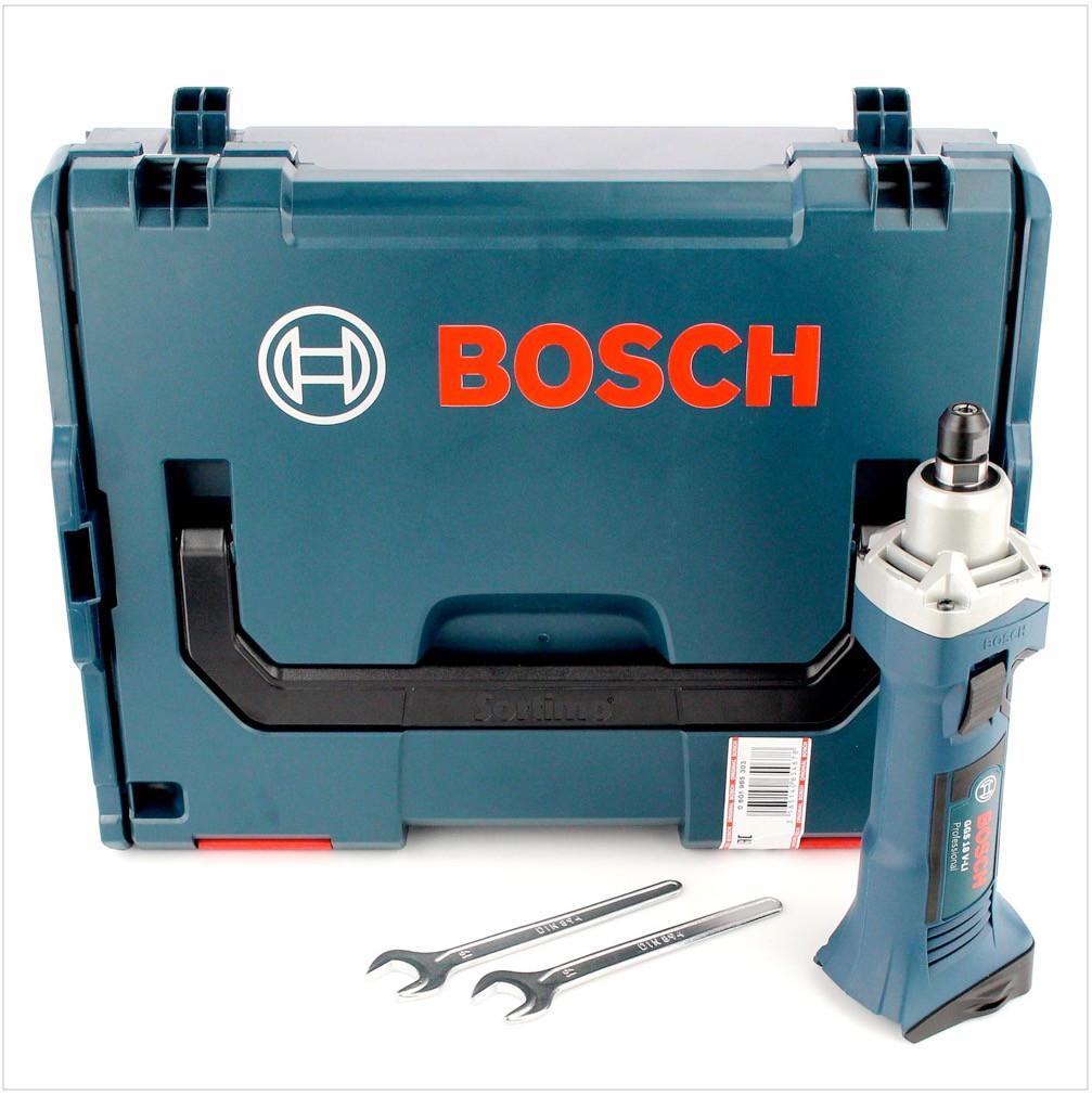 bosch ggs 18 v li professional akku geradschleifer solo in l boxx 06019b5303 ebay. Black Bedroom Furniture Sets. Home Design Ideas