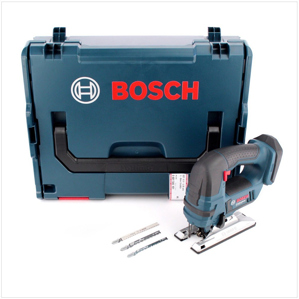 bosch gst 18 v li b professional akku stichs ge solo in l boxx 06015a6101 ebay. Black Bedroom Furniture Sets. Home Design Ideas