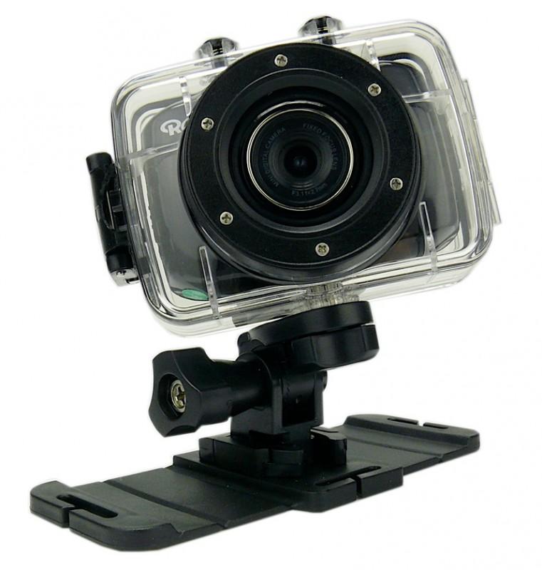rollei actioncam youngstar digitalkamera schwarz ovp mit. Black Bedroom Furniture Sets. Home Design Ideas